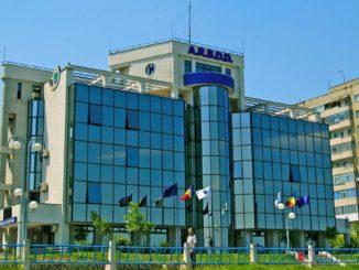 Sediul Administrației Rezervației Biosfera Delta Dunării. FOTO Facebook