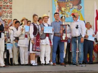 """Ceremonia de premiere de la """"Peștișorul de aur"""". FOTO CJ Tulcea"""