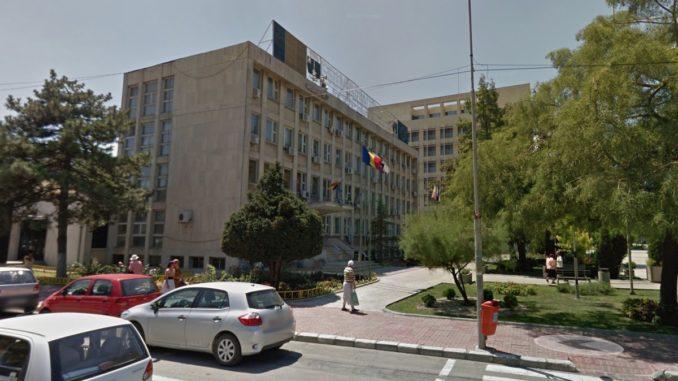 Primăria Tulcea. FOTO Google Maps