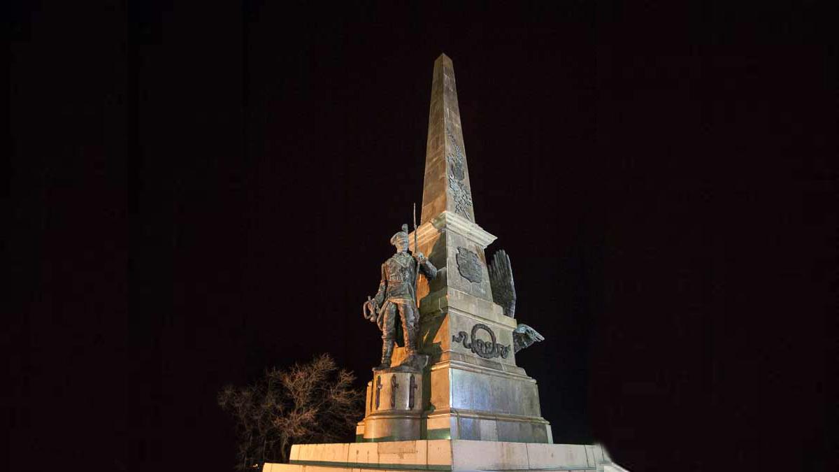 Monumentul din Tulcea