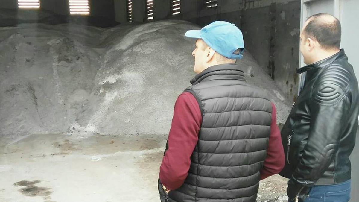Prefectul a făcut o inspecție la Secția Drumuri Naționale (SDN)Tulcea (5)