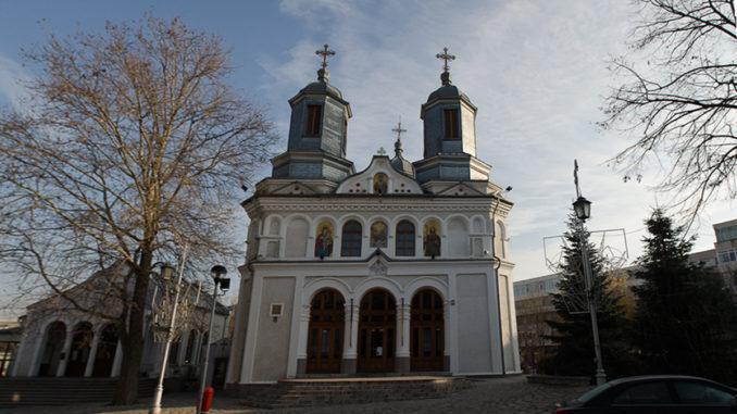 Catedrala Episcopala Sf. Nicolae Tulcea. FOTO Cătălin Schipor