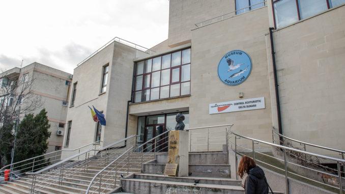 Centrul Ecoturistic Delta Dunarii Acvariu Tulcea. FOTO Cătălin Schipor