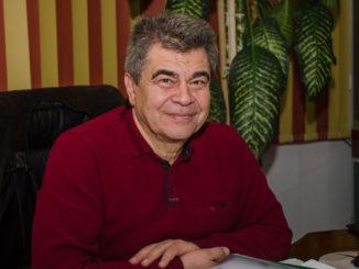 Ali Izet, Directorul ITM Tulcea. FOTO Cătălin Schipor