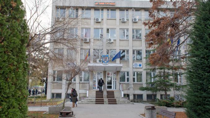Primăria și Consiliul Local Tulcea, FOTO Cătălin Schipor
