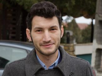 Ionuț Chirică, președintele Asociației de Promovare și Dezvoltare Locală Tulcea. FOTO Cătălin Schipor