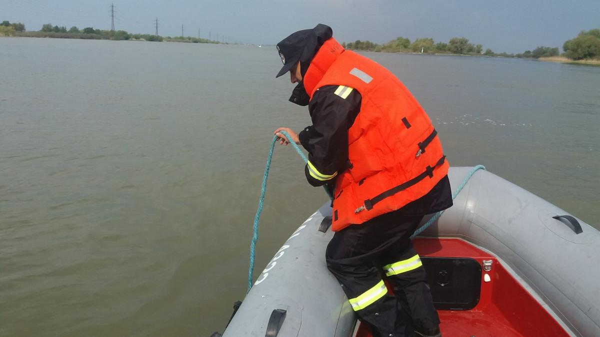 cautare pe dunare accident naval isu delta