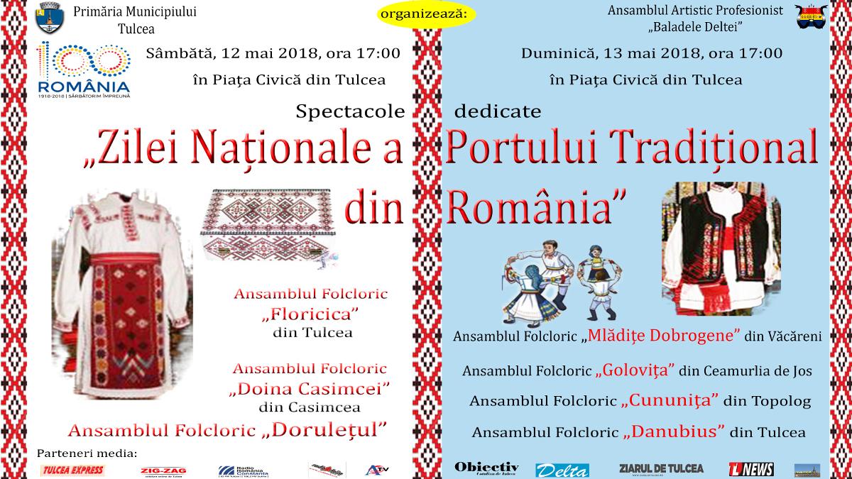 ziua portului romanesc 2018