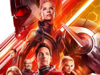 "Afișul filmului ""Antman and the wasp"""