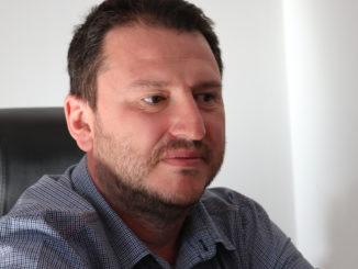 Sorin Ailincăi, directorul ICEM Tulcea. FOTO Adrian Boioglu